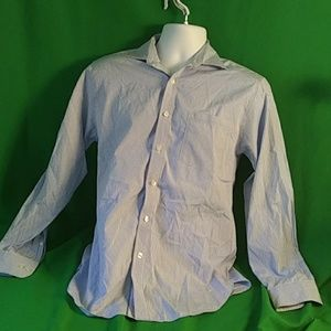 Men's Michael kors button down long sleeve